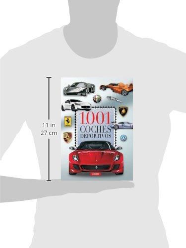 1.001 coches deportivos (Spanish Edition) by Susaeta Ediciones, S.A.
