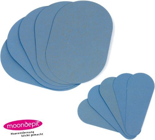 moondepil Replacement Discs: Hair Removal Made Easy RESPEKT