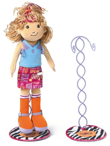 Manhattan Toy Groovy Girl Accessories by Doll Stand, Baby & Kids Zone