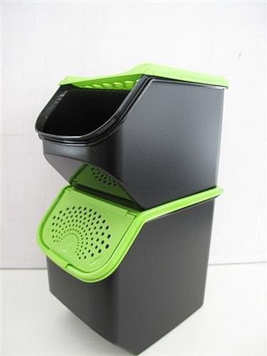 5,5 Liter A168 Vorrat Kartoffel NEU+OVP Tupperware® Zwiebel-Lager neue Farbe