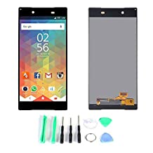 Generic LCD Display Touch Digitizer Screen Replacement Part for Sony Xperia Z5 E6653 E6683 E6603 E6633 Black