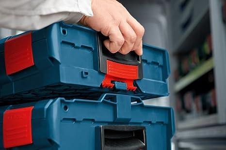 Bosch Professional 1 600 A00 1RR Malet/ín Azul Negro
