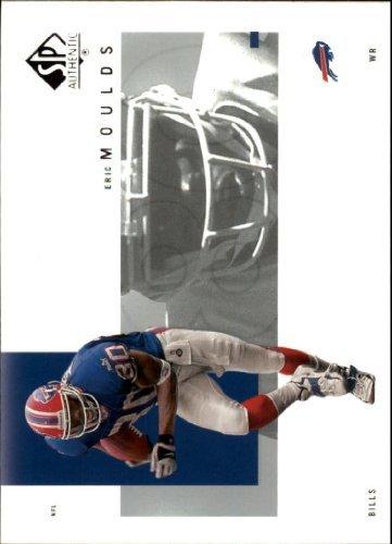 2001 SP Authentic #12 Eric Moulds