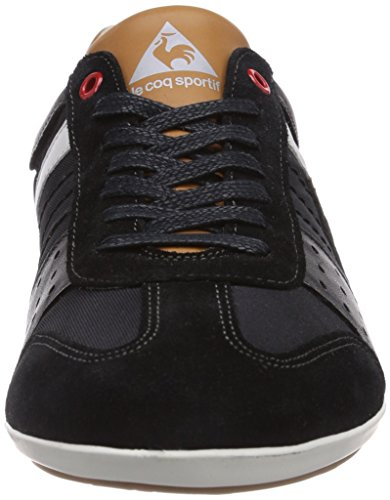 NYLON Schwarz Hohe LOW Sportif Herren Black Sneakers Le Coq TACO TwOqZt