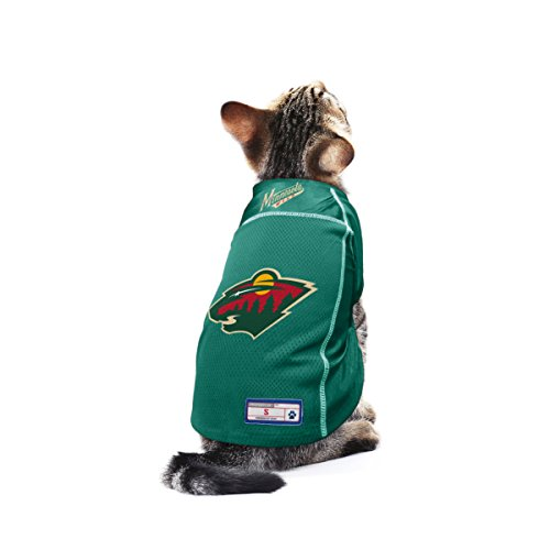 aac26865c NHL Minnesota Wild Pet Jersey