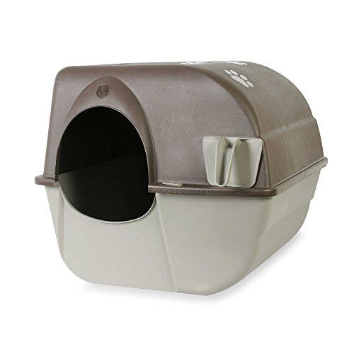 Omega Paw Large Roll' N Clean™ Litter Box