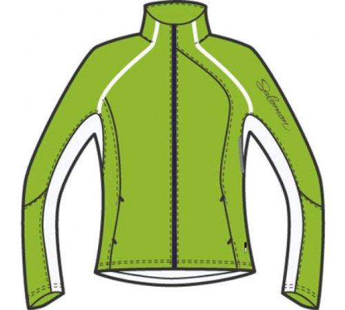 Price comparison product image Salomon Women's XT Softshell Jacket (X-Small,  Folio / White)