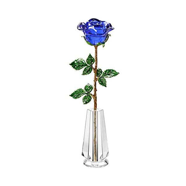 ZLavie-Crystal-Rose-with-Crystal-Vase-for-Crystal-Anniversary-Long-Stem-Roses-Made-from-K9-Crystal-Great-Gifts-for-Christmas-Valentines-Day-Birthday