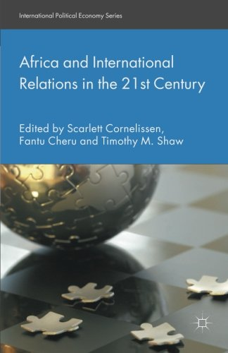 Africa and International Relations in the 21st Century (International Political Economy Series)