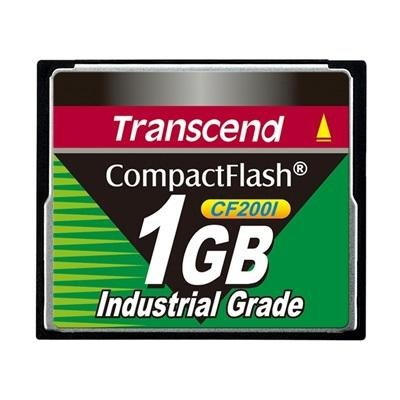 Transcend 1GB Industrial Cf Card 200X