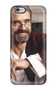 1309423K63828153 Jeremy Irons Durable Iphone 6 Plus Tpu Flexible Soft Case