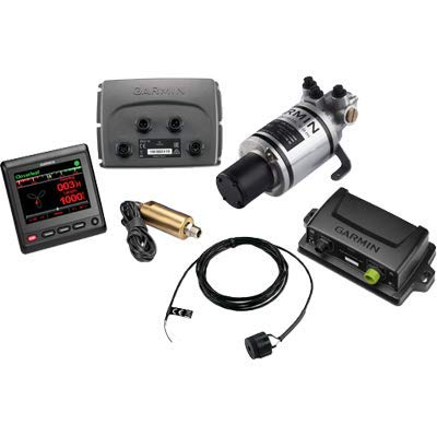- Garmin Compact Reactor 40 Hydraulic Autopilot with GHC 20 and Shadow Drive Pack