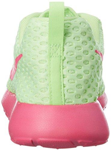 Nike Roshe One Flight Weight (gs) Jeugd Sneaker Groen-roze