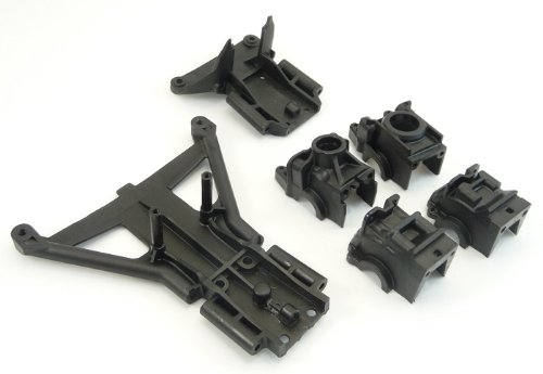 Traxxas 1/10 Slash 4x4 Ultimate * FRONT & REAR DIFFERENTIAL CASES & BULKHEADS *