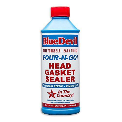 Blue Devil (00209-6PK)  Pour-N-Go Head Gasket Sealer - 16 Ounce, (Pack of 6) by Blue Devil