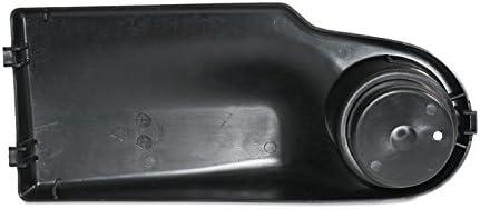 Batteriedeckel mit Getr/änkehalter passend Rally RER1236 Rasentraktor