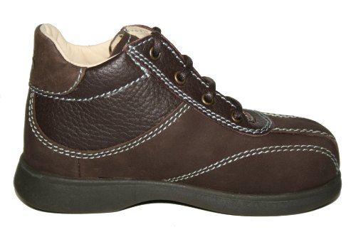 Bundgaard BU-121 Unisex - Niños Zapatos Botines marrón