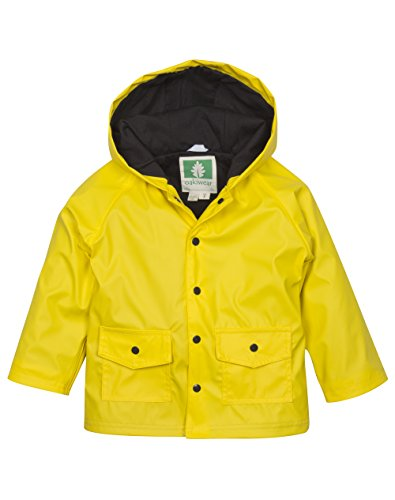 Jacket, Yellow/Black 3T Toddler ()