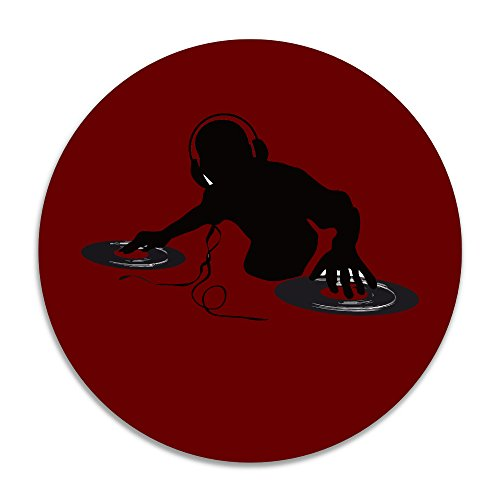 My Way DJ Harris Round Seat Cushion Rug Mats Chair Pads
