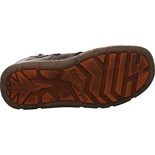 Kacper Piel Marrón hombre para marrón de Náuticos r4BFq6r