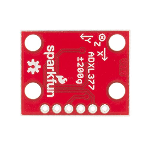 Sparkfun 3-axis Accelerometer ADXL377 breakout