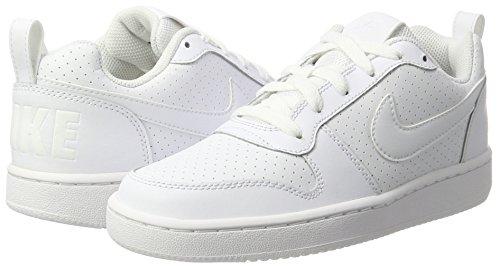Da white Basket Scarpe 110 Bianco Wmns Donna Low white Nike white Borough Court ZOnxPXYqA
