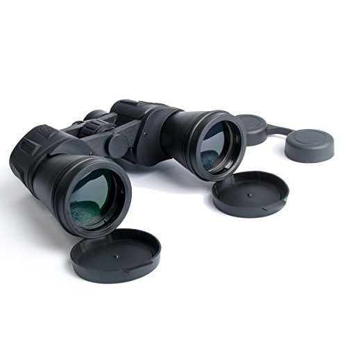 Datyson 7x50 Binoculars with Portable Case for Outdoor Traveling, Camping, Hiking, Hunting Telescope