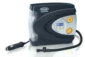 Ring Automotive RAC630 Compresor Digital, con Luz LED