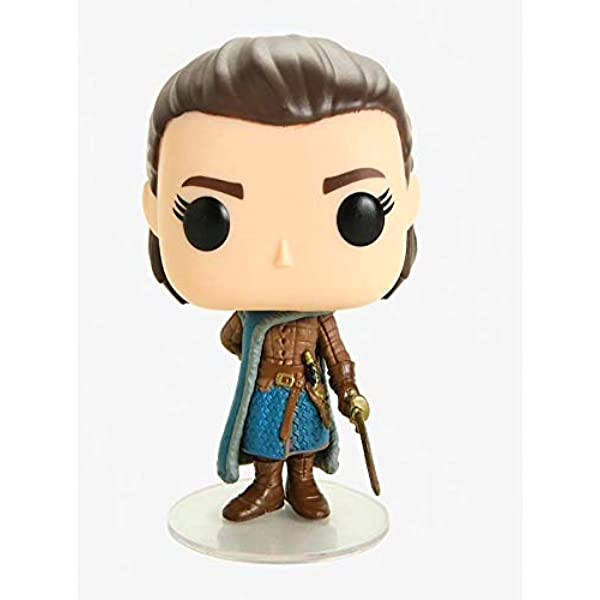Funko pop Arya stark 76 ECCC 2019 game of thrones limited special edition