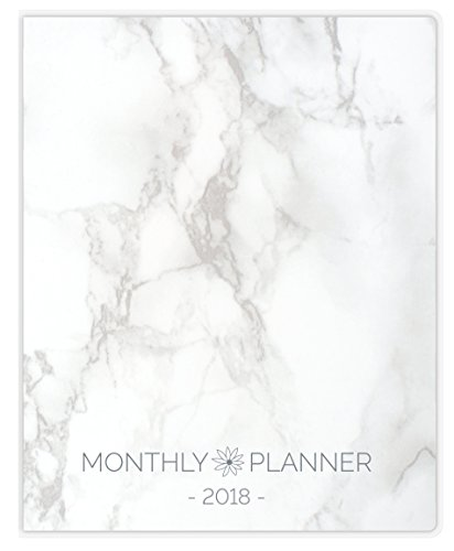 Amazon Com Bloom Daily Planners 2018 Calendar Year Monthly Planner