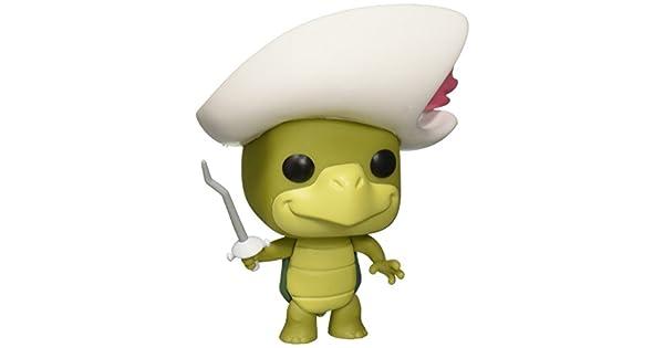 Amazon.com: Funko POP Hanna Barbera Touche Turtle Figura de ...