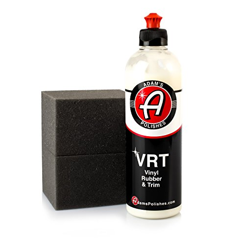 Adam's VRT Tire & Trim Dressing - Durable UV 35 Protection and Water Repellent - Leaves a Crisp Freshly Detailed Look - Dress Your Tires or Trim Without Worry of ()