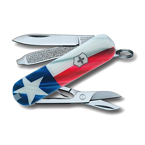 Swiss Army Texas Flag Classic SD Limited Edition (Classic Texas Flag)