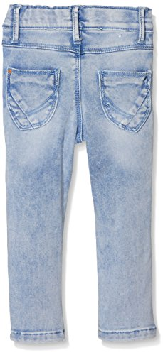 IT NAME Light Blue Azul Niñas para Denim Jeans d6wFqZ