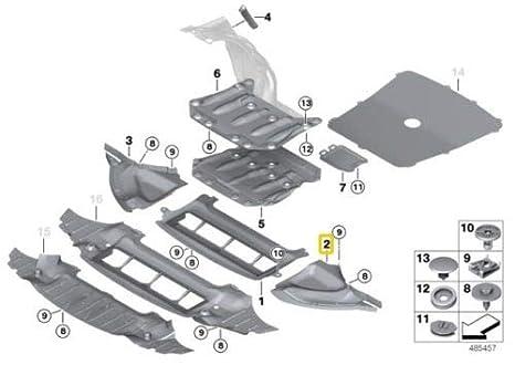 2004-2005 Hyundai Sonata Rear Subframe Sedan Suspension Cradle Crossmember OEM