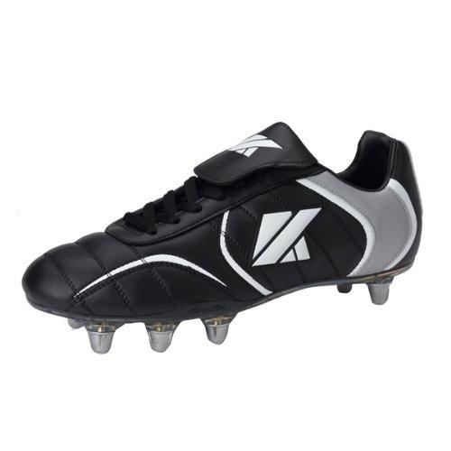 KOOGA Classic FTX Low Cut Soft Toe Rugby Boots [black]