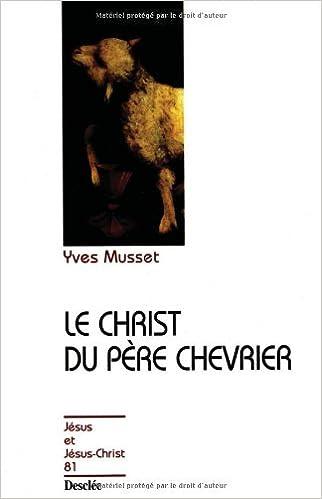 Livre Le Christ du père Chevrier pdf, epub