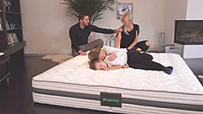 Dreamzy Comfort Mattress - King Size