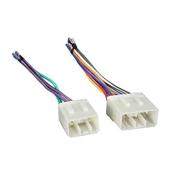 Metra 70-7901 Radio Wiring Harness For Mazda 90-01power4 Speaker 0