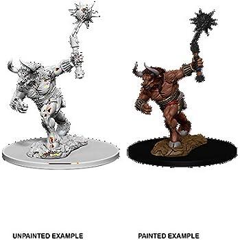 Amazon com: D&d Nolzur's Marvelous Miniatures - Minotaur: Toys & Games