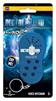 Underground Toys Doctor Who - In Your Pocket Talking Voice Keychain