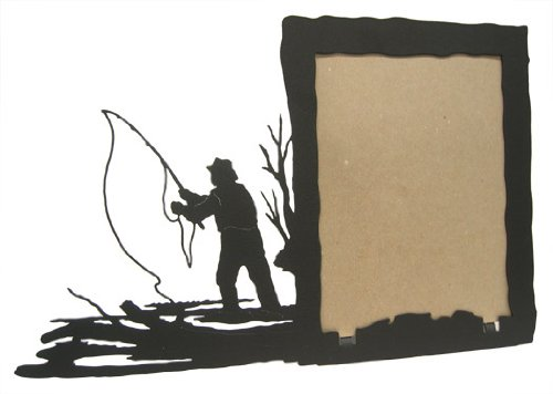 Fly Fishing Picture Frame - 8