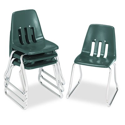 Virco 9600 Classic Series Classroom Chairs, 14