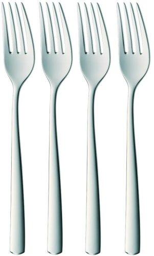 Set of 4 Bistro Dinner Forks