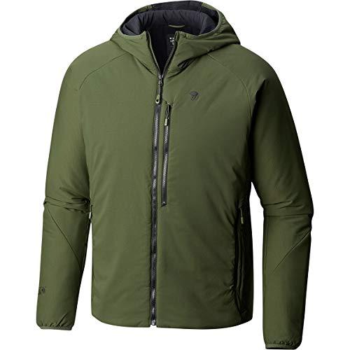 - Mountain Hardwear KOR Strata Hoody - Men's Surplus Green Medium