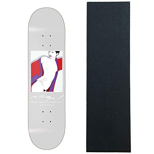 Darkstar Skateboard Deck Nagel Johnson 8.125
