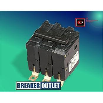 Cutler Hammer BAB2050 Molded Case Bolt-in Circuit Breaker 2 pole 50 amp 240 Volt
