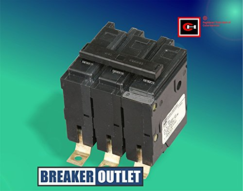 3 Phase Hammer Hammer Cutler - New Cutler-Hammer Eaton BAB3015H Circuit Breaker 3 Pole 15A 240V BAB Bolt On