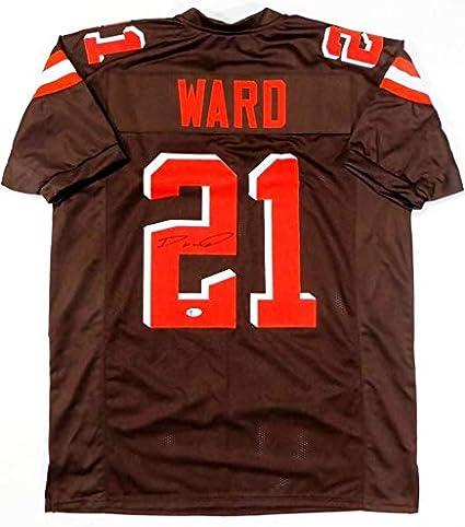 Denzel Ward Jersey