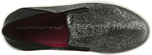 Black Nero Donna 00 Sneaker Yuma Fornarina wAqxHFpIw